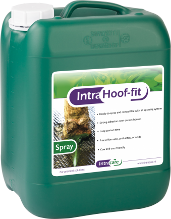 Intra Hoof-spray, färdigblandad
