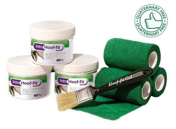 Intra Hoof-fit gel hel kartong (6st)